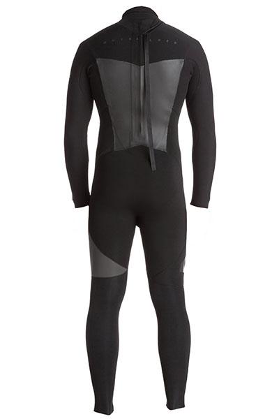 Гидрокостюм (Комбинезон) Quiksilver 543 Syn Bz Jet Black