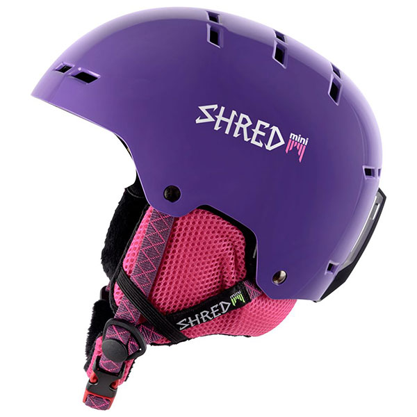 Шлем для сноуборда Shred Bumper Pinot Purple