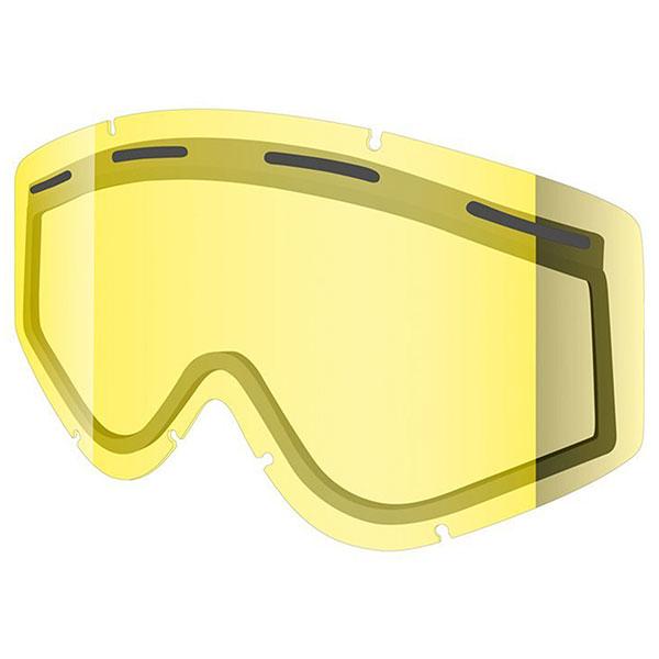 Линза для маски Shred Доп. Линза Двойная Для Nastify 67% Clear Yellow