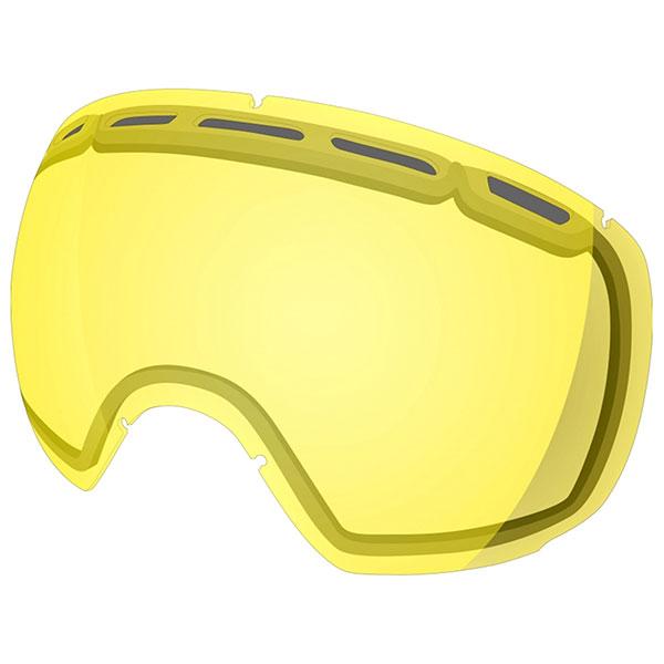 Линза для маски Shred Доп. Линза Двойная Для Smartefy 72% Clear Yellow