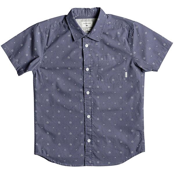 Рубашка детская Quiksilver Kamanoassyth Vintage Indigo Kaman
