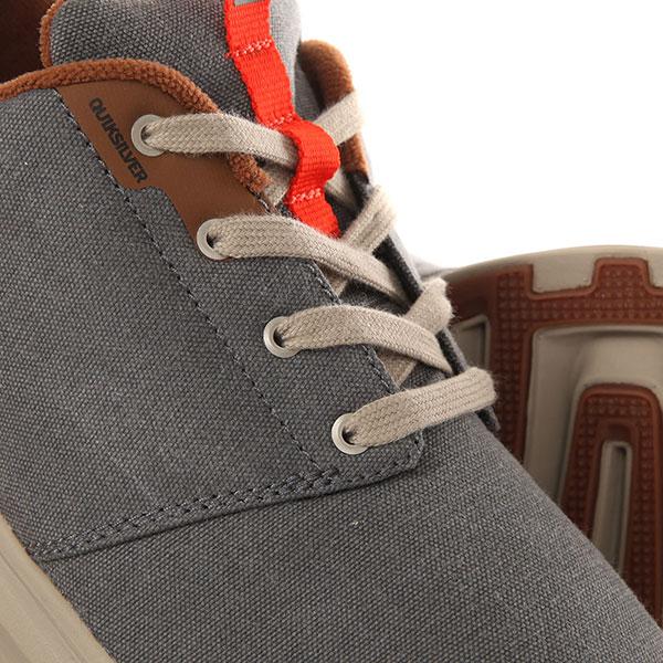 Кроссовки Quiksilver Voyage Textile Grey