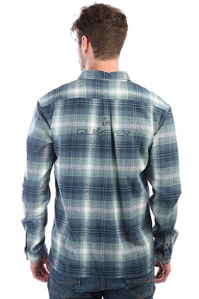 Рубашка Quiksilver Malakobeach Vintage Indigo