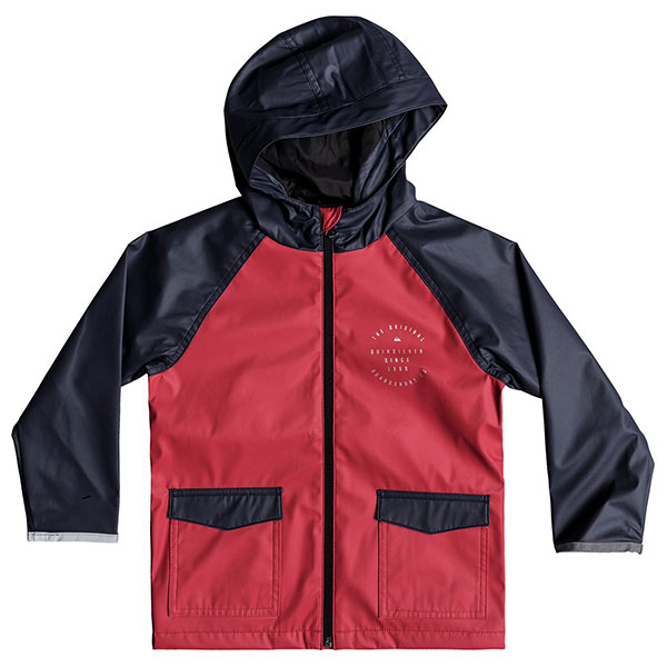 Куртка детская Quiksilver Gerokaby Mineral Red