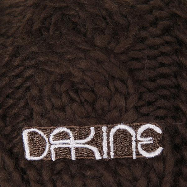 Шапка женская Dakine Vine Coffee
