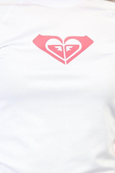 Гидрофутболка женская Roxy Wholehearted White