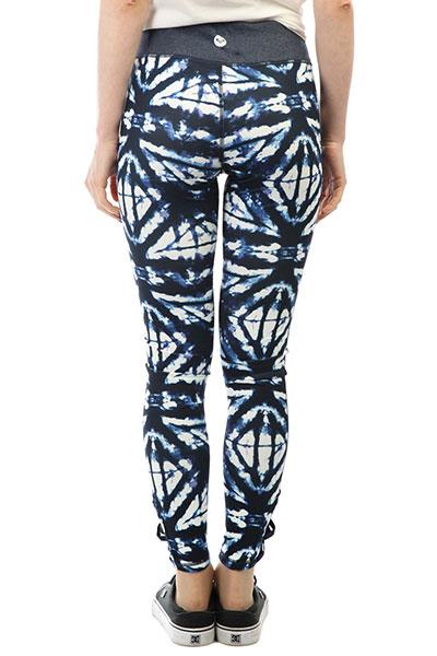 Леггинсы женские Roxy Naturaltwist Pt Dress Blues Geometri