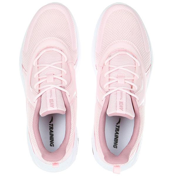 Кроссовки женские Anta 82817762-2 Розовые