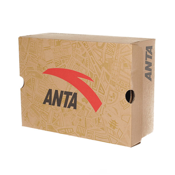Кеды низкие женские ANTA 82818081-4 Розовые