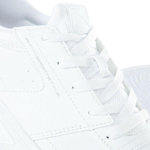 Кеды низкие женские Anta 82818081-1 Белые