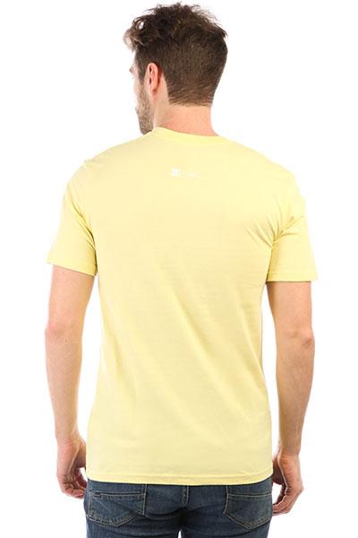 Футболка DC Viajero Lemon Meringue