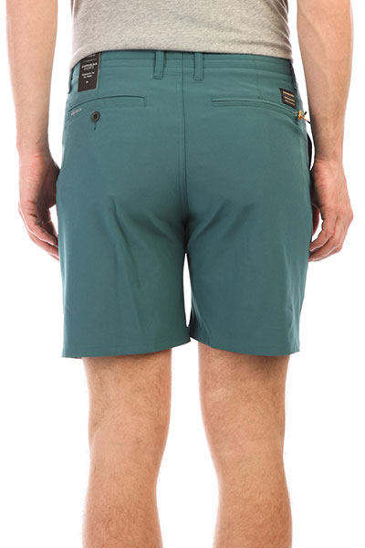 Шорты пляжные Quiksilver Tacticsamp18 Mallard Green