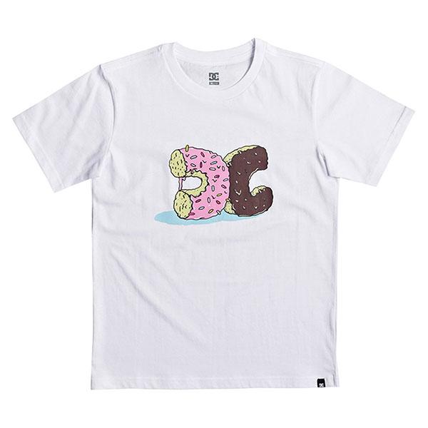 Футболка детский Roxy Donut Crush Snow White