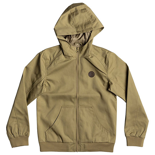 Куртка детская DC Shoes Ellis Jacket Li Khaki