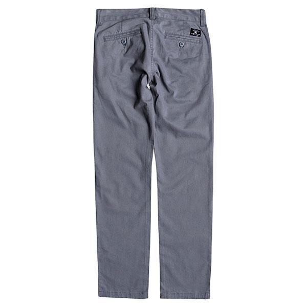 Штаны прямые детские DC Shoes Worker Straight Blue Mirage