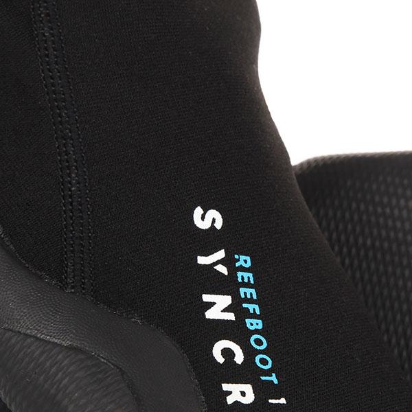 Гидроботинки Quiksilver Qs Syncro1mreef Black