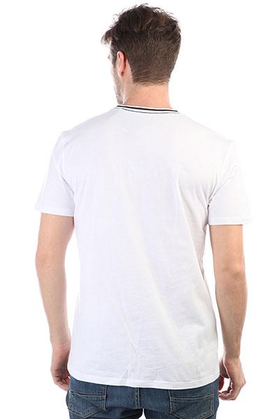 Футболка Quiksilver Barreldayss White