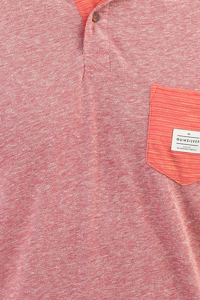 Поло Quiksilver Cruzl Mineral Red