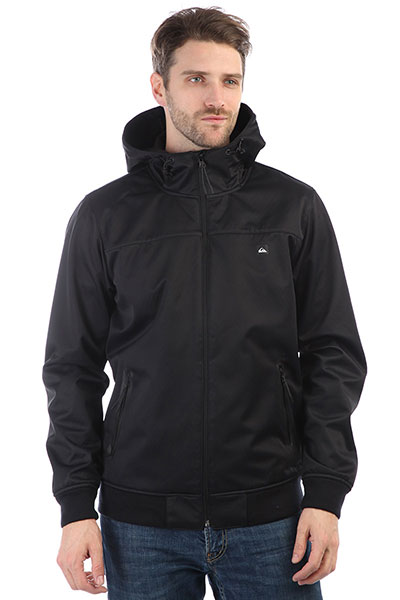 Куртка Quiksilver Brooksbonded Black