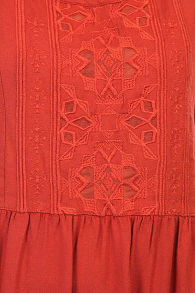 Платье женское Roxy Darktolight Tandoori Spice