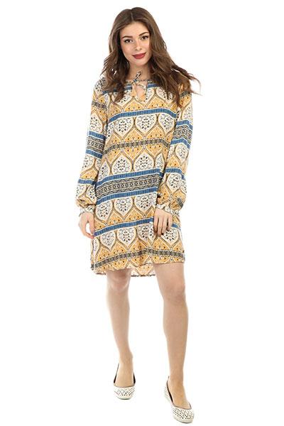 Платье женское Roxy Viewdelights Marshmallow New Maid