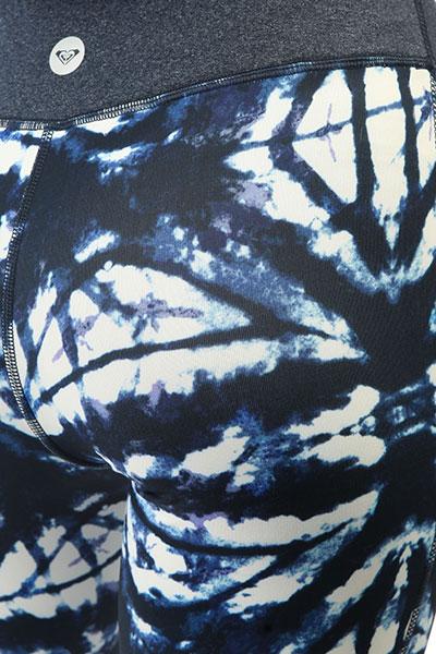 Леггинсы женские Roxy Naturaltwist Dress Blues Geometri