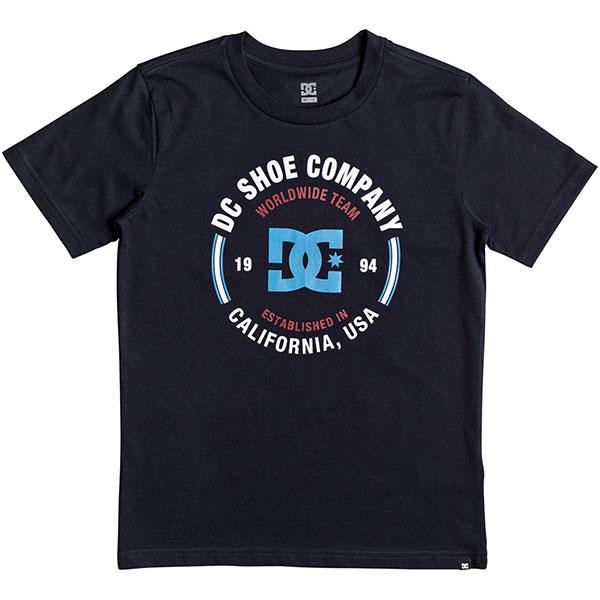 Футболка детская DC Team Persist Dark Indigo