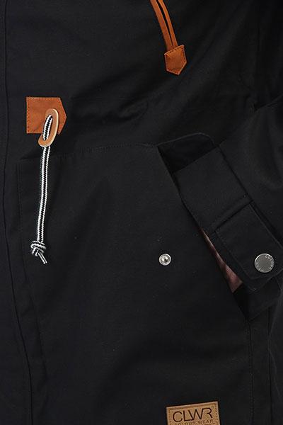 Куртка парка Colour Wear Urban Parka Deep Black