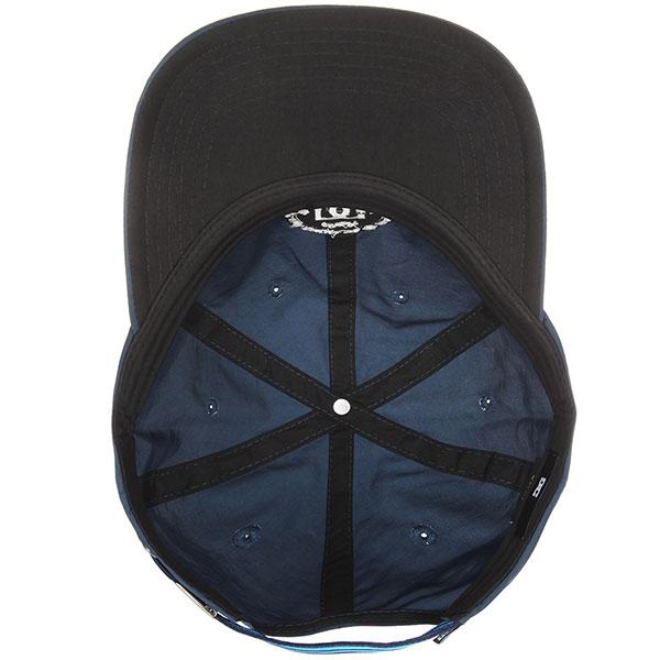 Бейсболка с прямым козырьком DC Couch Tender Sodalite Blue