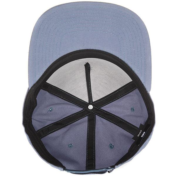 Бейсболка с прямым козырьком DC Proceeder Blue Mirage