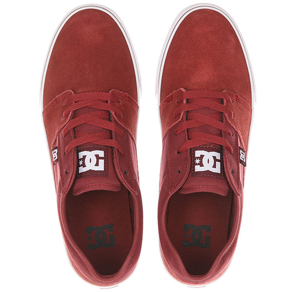 Кеды низкие DC Tonik Burgundy