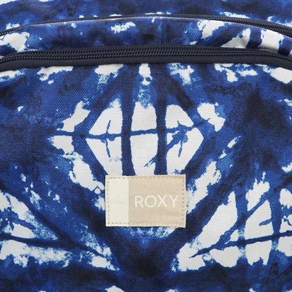 Сумка дорожная женская Roxy Wheelie Dress Blues Geometric