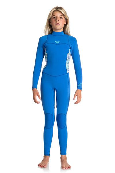 Гидрокостюм (Комбинезон) детский Roxy G32 Syn Bz Flt Sea Blue Ii