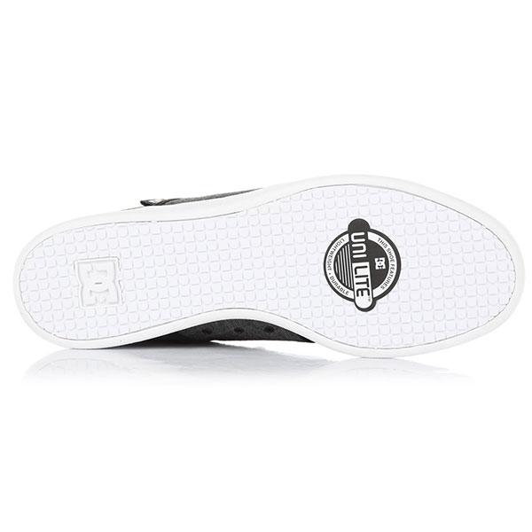 Кеды низкие DC Shoes Haven Tx Se Dark Grey/Black