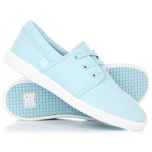Кеды низкие женские DC Shoes Haven Tx Light Blue