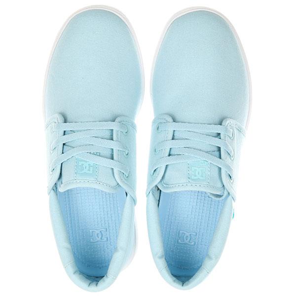 Кеды низкие женские DC s Haven Tx Light Blue