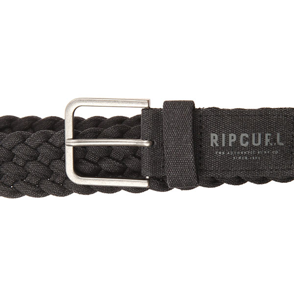 Ремень Rip Curl Lifestyle Belt Black