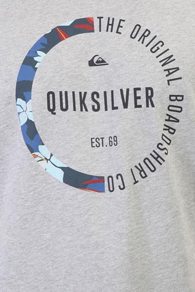 Футболка Quiksilver Ssclassirevenge Athletic Heather
