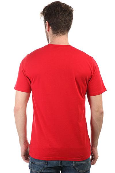 Футболка DC Arkana Tango Red