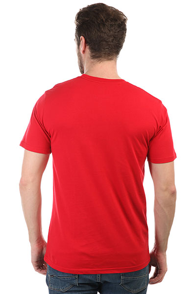 Футболка DC Up Shore Tango Red