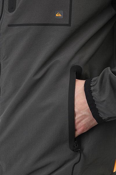 Ветровка Quiksilver Paddlejacket Dark Shadow