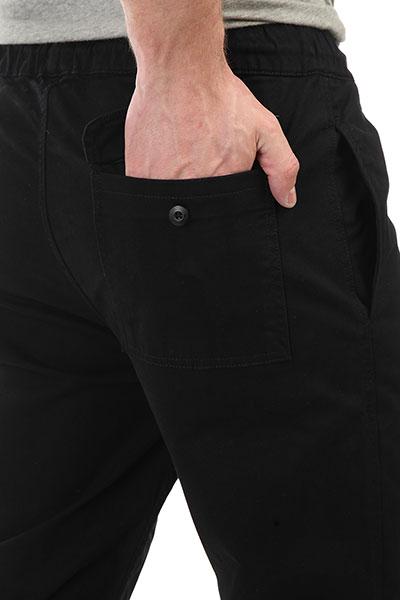 Штаны прямые DC Blamedale Black