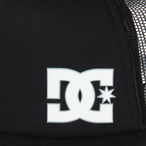 Бейсболка с сеткой DC Madglads Anthracite