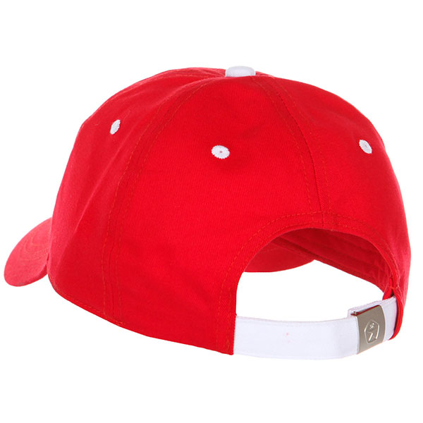 Бейсболка классическая Запорожец Logo 2 Red