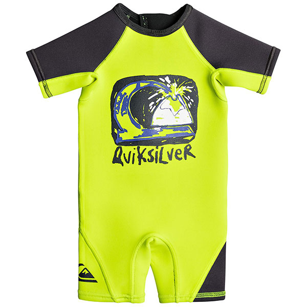 Гидрокостюм (Комбинезон) детский Quiksilver 1.5 Toddler Sp T Safety Yellow