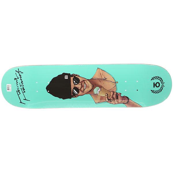 Дека для скейтборда для скейтборда Юнион Kabanov Light Blue 32 x 8.125 (20.6 см)