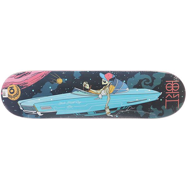 Дека для скейтборда для скейтборда Юнион Flin Multi 31.75 x 8.25 (21 см)