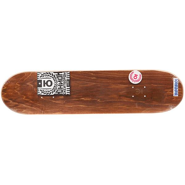 Дека для скейтборда Юнион Face Multi 31.875 x 7.875 (20 см)