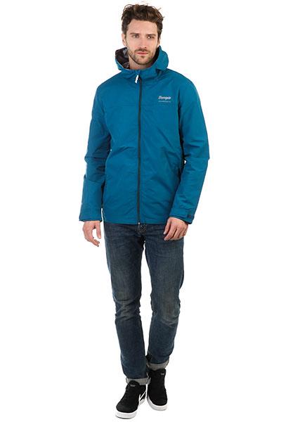 Ветровка TrueSpin Rain Jacket Ocean Blue