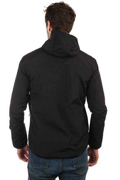 Ветровка Skills Delta Fully Zipped Black